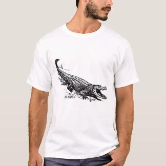 Florida Alligator. T-Shirt