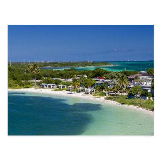 Florida - Bahia Honda State Park postcard