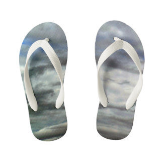 Florida Beach Kid's Flip Flops