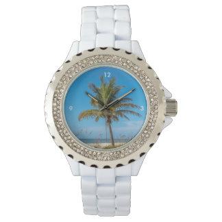 Florida beach palmtree watch for women