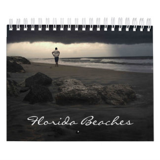Florida Beaches Photography Calender Calendars