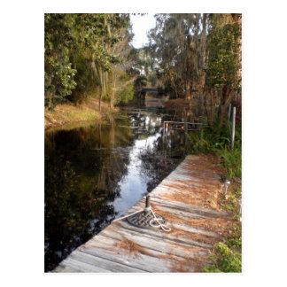 Florida blackwater postcard