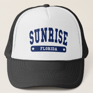 Florida College Style tee shirts Trucker Hat