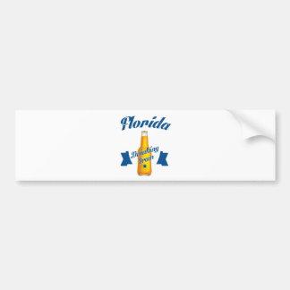 Florida Drinking team Bumper Sticker