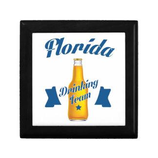Florida Drinking team Gift Box