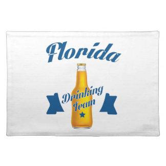 Florida Drinking team Placemat