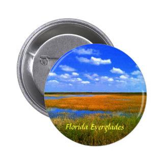 Florida Everglades Buttons