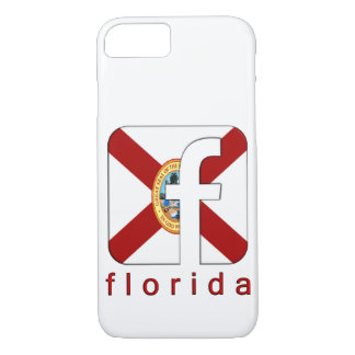 Florida Facebook Logo Template New Design iPhone 7 Case
