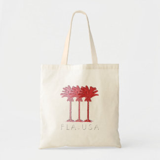 Florida FLA USA Tote Bag