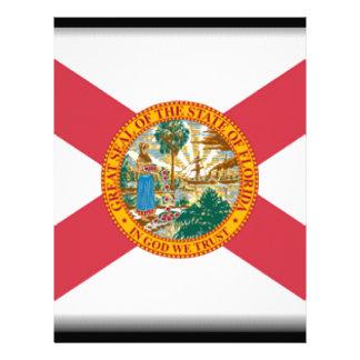 Florida Flag Customized Letterhead