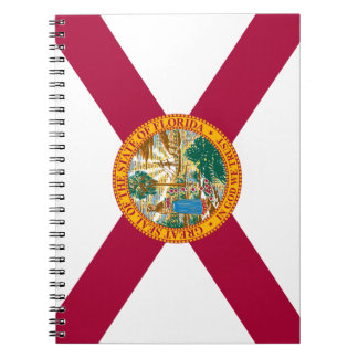 Florida Flag Notebook