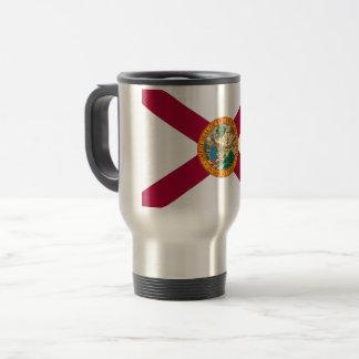 Florida Flag Travel Mug