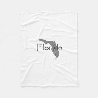 Florida Fleece Blanket