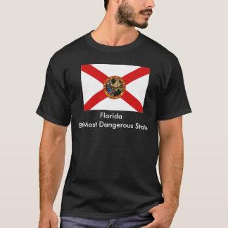 Florida, Florida8th Most Dangerous State T-Shirt