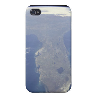 Florida from Space iPhone 4 Case