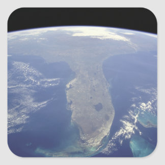 Florida from Space Stickers