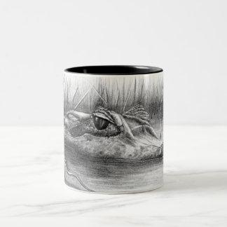 Florida Gator Two-Tone Coffee Mug