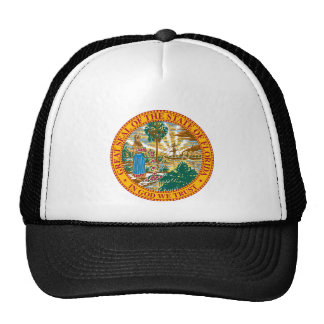 Florida Great Seal Trucker Hat