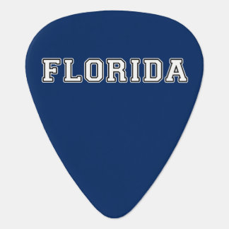Florida Guitar Pick