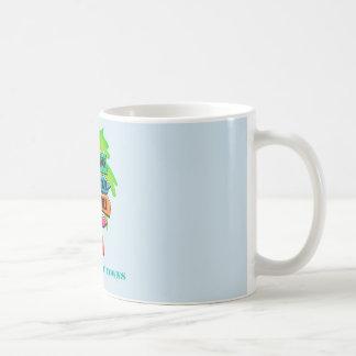 Florida Gulf Towns Coffee Mug