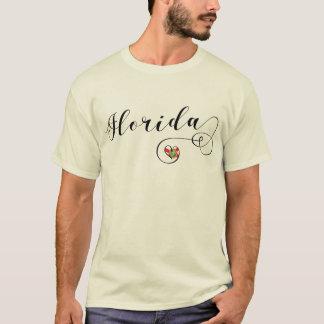 Florida Heart Tee Shirt, Floridian