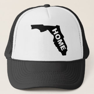 Florida Home Hat Ball Cap