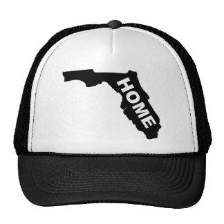 Florida Home Hat Ball Cap