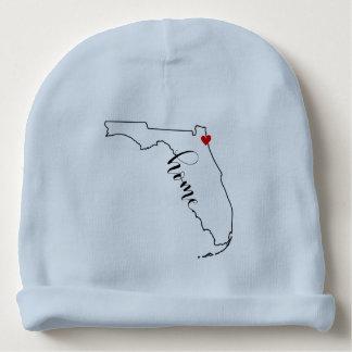 Florida Home Jacksonville Baby Beanie Hat