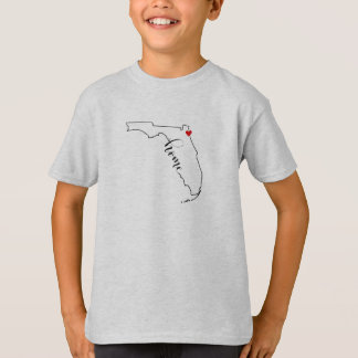 Florida Home Jacksonville Kid's Shirt