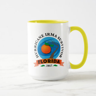 Florida Hurricane Irma Survivor Mug