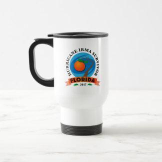 Florida Hurricane Irma Survivor Travel Mug