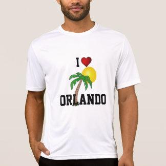 Florida: I Love Orlando palm tree and sun T-Shirt