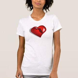 Florida Is In My Heart Hurricane Irma Shirt