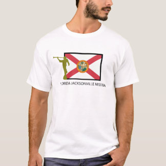 FLORIDA JACKSONVILLE MISSION LDS CTR T-Shirt