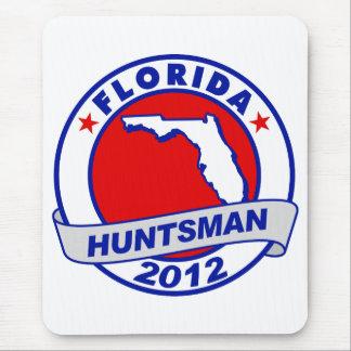 Florida Jon Huntsman Mouse Pad