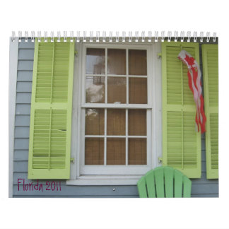 Florida July 2010 213, Florida 2011 Wall Calendar