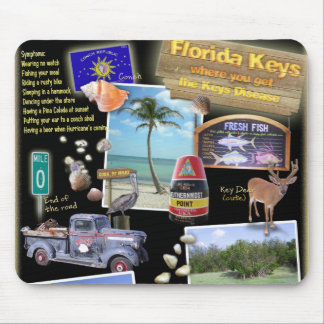 Florida Keys Mouse Pad