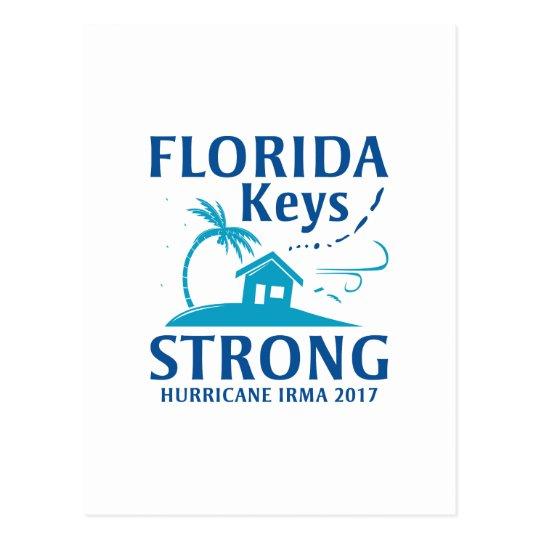 Florida Keys Strong Postcard
