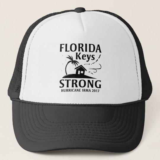 Florida Keys Strong Trucker Hat
