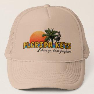 Florida Keys Trucker Hat