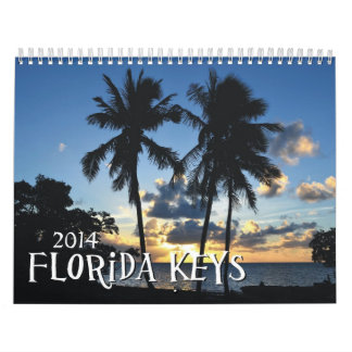 Florida Keys Wall Calendars