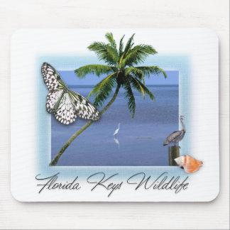 Florida Keys Wildlife Mouse Pad