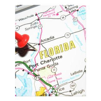 Florida Letterhead