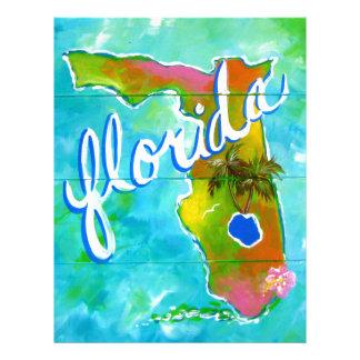 Florida Logo Letterhead Template