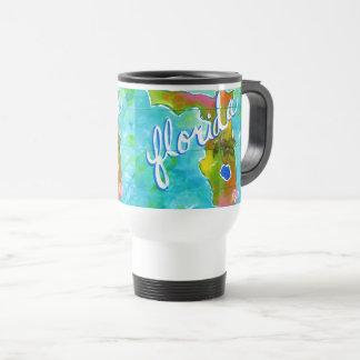 Florida Logo Travel Mug