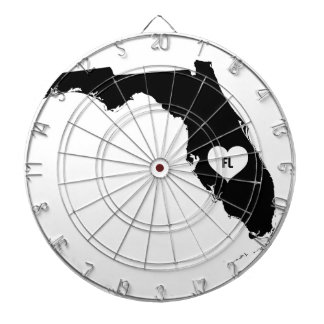Florida Love Dartboard