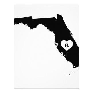 Florida Love Letterhead