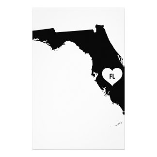 Florida Love Stationery