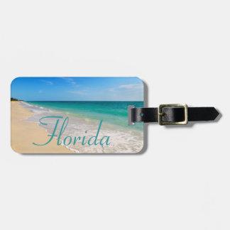 Florida luggage tg luggage tag