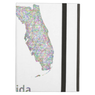 Florida map case for iPad air